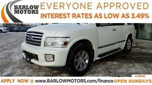 2007 Infiniti QX56 **BLOWOUT SALE** (APPLY NOW DRIVE NOW)