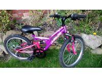 "girls mountain bike 20"" wheel"