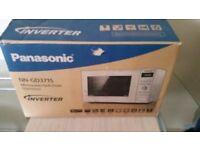 Microwave Panasonic 950W new