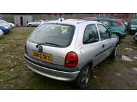 VAUXHALL CORSA 1.O PETROL.. CHEAP INSURANCE