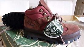 Brasher walking boots size 3
