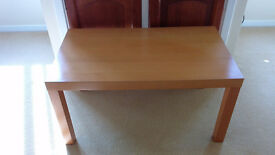 TABLE PINE WOOD SUITABLE AS AN OCCASSIONAL TABLE GOOD CONDITION