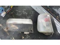 Vivaro trafic etc rear lights will fit 2001-2014