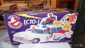 Vintage 1980's The Real Ghostbusters ECTO-1