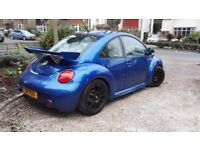 VW BEETLE 1.8 Turbo- Very Rare! PX Welcome