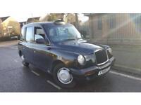 2001/Y LTI TX1 Silver Auto Taxi Black cab