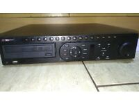 360 Vision CCTV Digital Video Recorders in used condition, few scraches on the top