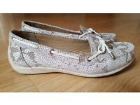 Geox Moccasins Size 39