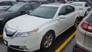 2010 Acura TL NAVIGATION, LEATHER, SUNROOF