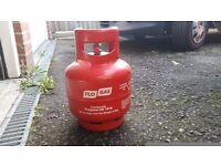 Gas Bottle 3,9 KG