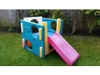Little Tikes Junior Activity Slide