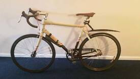 Single Speed Trek Road bike