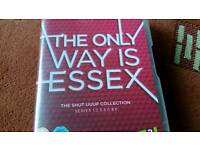 The only way is essex (series 1-6)