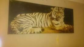 Tiger bedroom items
