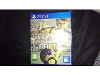 Fifa 17, PS4 new sealed disc