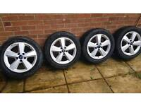 Ford trim alloy wheel R16