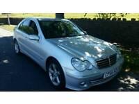 Mercedes c200 avangarde cdi 56 reg