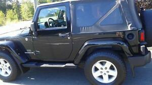 2009 Jeep Wrangler rocky mountain.