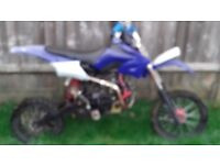 125 pit bike spares or repair £120ono