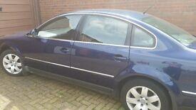 2005 VW PASSAT - FAST CAR
