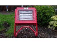 Clarke portable space heater 110v