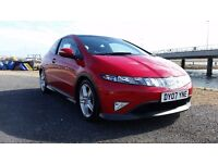 Honda Civic 1.8 TYPE S GT low milage, one owner, perfect condition, full honda service history!