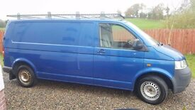 ***PRICE DROP*** VW Transporter 2.5 Tdi LWB Excellent Condition