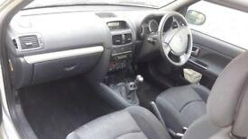 2005 RENAULT CLIO.SILVER 1.2i 16v