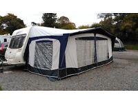 2007 Bailey Pageant Series 6 4 Berth Caravan + Extras