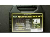 Bite alarms +receiver