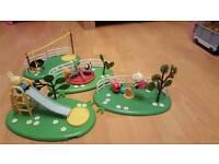 Peppa Pig Park sets