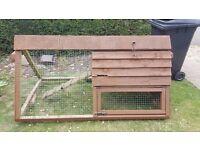 Chicken Coop / Rabbit Hutch & Run