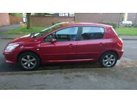 Peugeot 307 in perfect condition