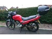 Motorbike SYM XS 125 K