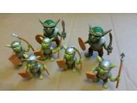 Toy trolls