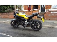 Yamaha MT07 2015 ABS **REDUCED**
