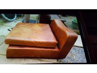 very big sofa