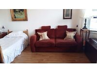 Beautiful and stylish furnished very large double bedroom with own bathroom