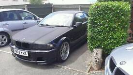Bmw e46 coupe 318 msport