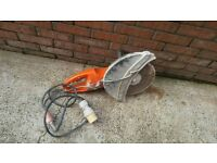 husqvarna K3000 SAW IN EX WORKING ORDER £150 or px or swap