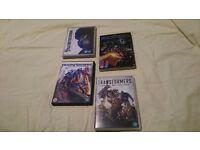 4 transformer dvds