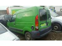07 Renault Kangoo 1.5 *** BREAKING all parts available