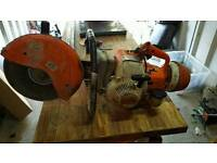 Stihl ts350 saw disk cutter