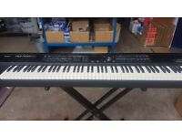 Roland RD-700GX Digital Stage Piano - Hardly used, never gigged