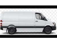 Man or men with van dependant on job