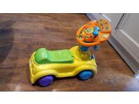 VTech Sit & Rideon car