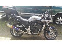 Yamaha Fazer 1000 FZS 2004 54 11 months MOT