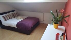 5 Mins Walk To City Centre, Double Room With Your Own TV, On Hagley Road, Brand New, All Bills Inc.