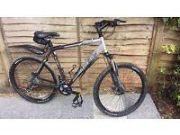 Trek 4300 Disc mountain bike - used once, like new