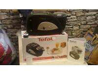 egg pocher and toaster